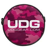 נרתיק אוזניות - UDG Headphone Bag Digi Camo Pink